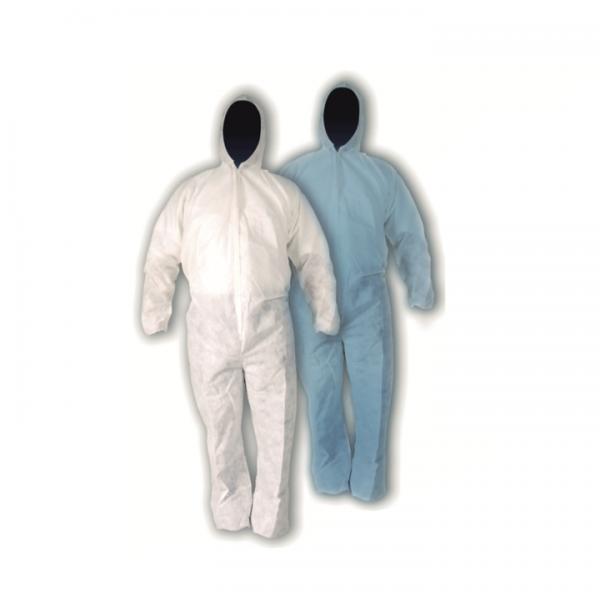 ropa protectora desechable